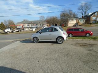 Used 2012 Fiat 500 for sale in Orillia, ON