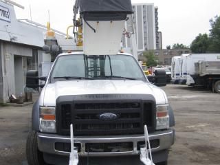 Used 2008 Ford F-550 BUCKET TRUCK DIESEL for sale in North York, ON