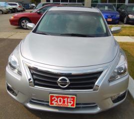 Used 2015 Nissan Altima SV for sale in Scarborough, ON