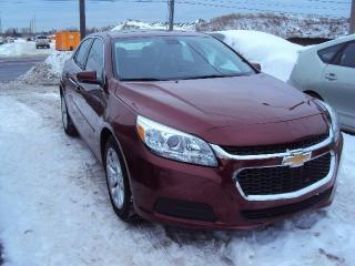 Used 2015 Chevrolet Malibu LT for sale in Scarborough, ON