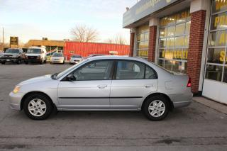 Used 2003 Honda Civic DX-G for sale in Oakville, ON