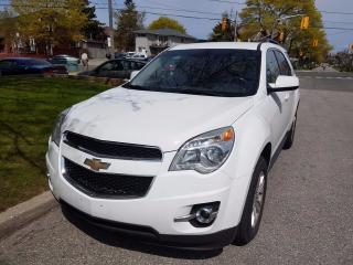 Used 2011 Chevrolet Equinox LT for sale in Scarborough, ON