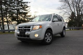 Used 2010 Ford Escape Limited-LEATHER ALLOYS ROOF 4X4 LOW MILEAGE  for sale in Oshawa, ON