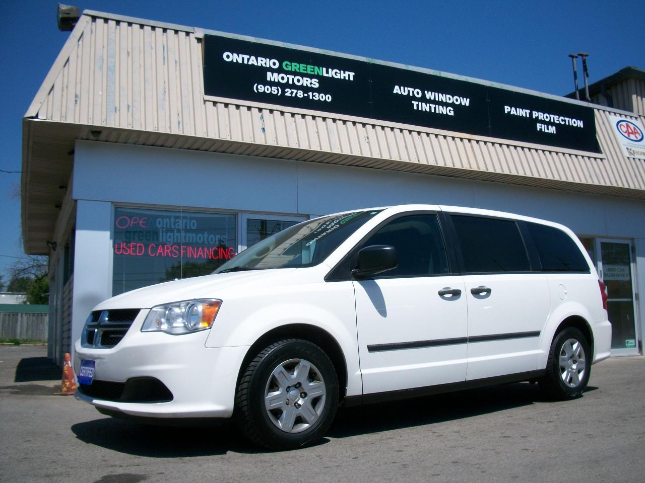 2011 Dodge Grand Caravan CARGO BUILT, DIVIDER, SHELVES