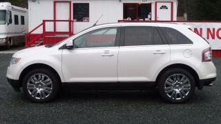 Used 2010 Ford Edge Limited for sale in Parksville, BC