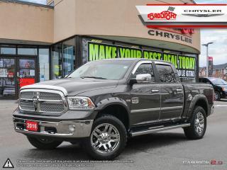 Used 2016 RAM 1500 Longhorn 4