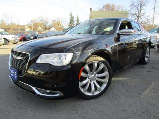 Used 2016 Chrysler 300 300C for sale in St Catharines, ON