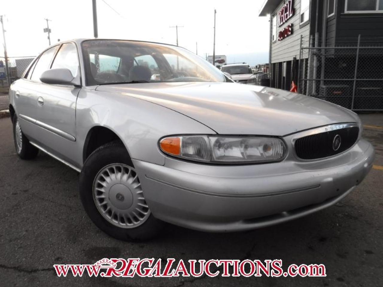 Photo of Grey 2003 Buick CENTURY CUSTOM 4D SEDAN