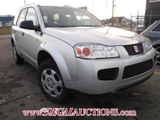Used 2007 Saturn VUE BASE 4D UTILITY 4CYL 2WD for sale in Calgary, AB