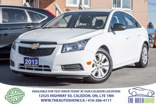 Used 2013 Chevrolet Cruze LS | NO ACCIDENT for sale in Caledon, ON