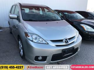 Used 2007 Mazda MAZDA5 GS | ROOF | 7 PASS for sale in London, ON