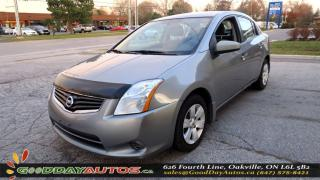 Used 2010 Nissan Sentra 2.0|NO ACCIDENT|POWER LOCKS|POWER WINDOWS|CERTIFIE for sale in Oakville, ON
