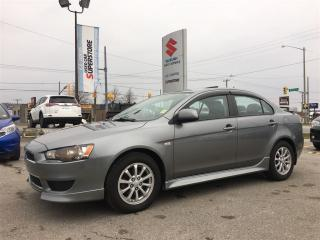 Used 2010 Mitsubishi Outlander GT ~P/Seat ~P/Sunroof ~Top Safety Scores for sale in Barrie, ON