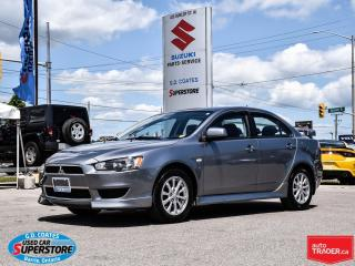 Used 2012 Mitsubishi Lancer SE for sale in Barrie, ON