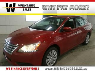 Used 2014 Nissan Sentra S|HEATED SEATS|BLUETOOTH|A/C|89,594 KMS for sale in Cambridge, ON