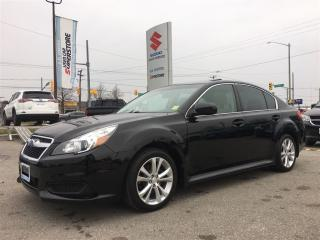 Used 2014 Subaru Legacy 2.5i w/Limited Pkg ~P/H/Leather ~RearView Camera for sale in Barrie, ON