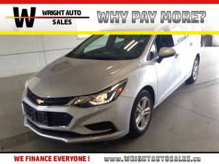 Used 2017 Chevrolet Cruze LT|BACKUP CAMERA|CRUISE|37,513 KMS for sale in Cambridge, ON