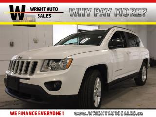 Used 2011 Jeep Compass North Edit AIR CONDITIONING 110,502 KMS for sale in Cambridge, ON