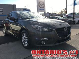 Used 2014 Mazda MAZDA3 GS-SKY/ NAV/ HEATED SEATS / 6 SPEED!!!! \TORONTO for sale in North York, ON
