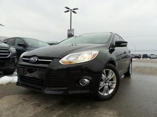 Used 2012 Ford Focus SEL for sale in Midland, ON