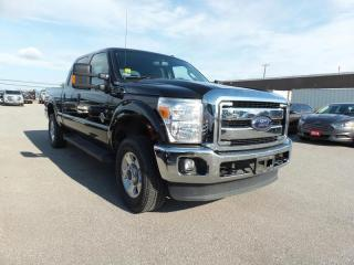 Used 2012 Ford F-250 Super Duty SRW SRW SUPER DUTY 6.7L V8 DIESEL 603A for sale in Midland, ON