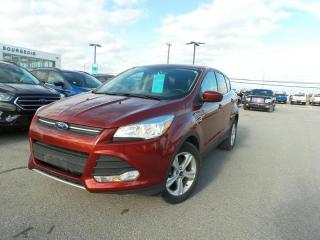 Used 2015 Ford Escape *CPO* SE 1.6L I4 1.9% APR FREE WARRANTY for sale in Midland, ON