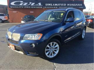 Used 2012 BMW X3 35i | 3.5 L | PANO | NO ACCIDENTS | HEATED ... for sale in St Catharines, ON