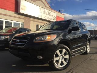 Used 2008 Hyundai Santa Fe Limited, 7 Seater, Certified and e-tested for sale in North York, ON