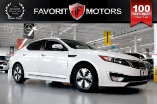 Used 2013 Kia Optima Hybrid BACK-UP CAM | HEATED SEATS | BLUETOOTH for sale in North York, ON