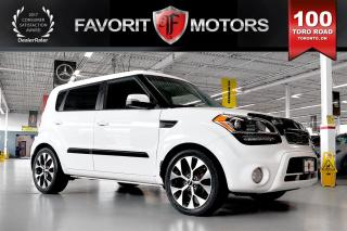 Used 2013 Kia Soul 2.0L 4u | LTHR | NAV | BACK CAM | HEATED SEATS for sale in North York, ON