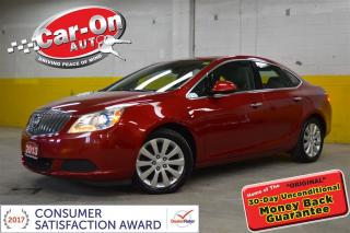 Used 2013 Buick Verano ALLOY WHEELS | LEATHER/CLOTH SEATS for sale in Ottawa, ON