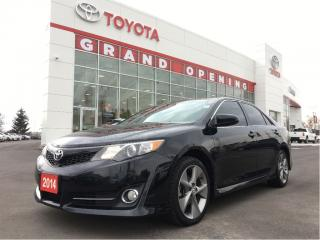 Used 2014 Toyota Camry SE for sale in Pickering, ON