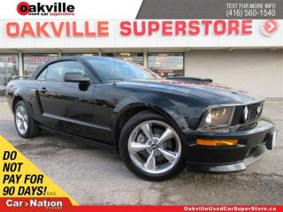 Used 2008 Ford Mustang GT CALIFORNIA SPECIAL | LEATHER | SOFT TOP for sale in Oakville, ON