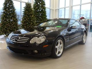 Used 2005 Mercedes-Benz SL-Class SL55 for sale in Abbotsford, BC