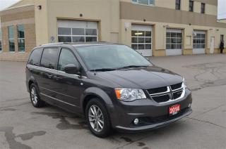 Used 2014 Dodge Grand Caravan SXT - 30th Anniversary, Back up Cam, Bluetooh, Pwr for sale in London, ON