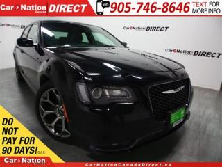 Used 2016 Chrysler 300 S| PANO ROOF| NAVI| LEATHER| for sale in Burlington, ON