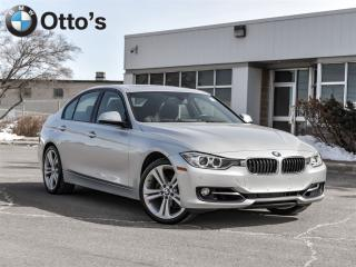 Used 2014 BMW 328i xDrive Sedan Sport Line for sale in Ottawa, ON