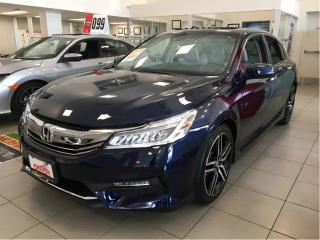 Used 2017 Honda Accord Sedan Touring, company demo blowout $31888 for sale in Scarborough, ON