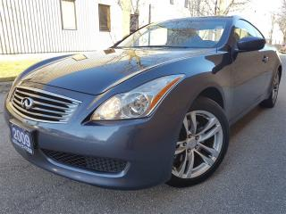 Used 2009 Infiniti G37 X Premium-AWD-Super clean-certified for sale in Mississauga, ON