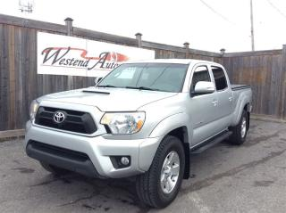 Used 2012 Toyota Tacoma V6 4X4 CREW for sale in Stittsville, ON