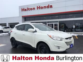 Used 2010 Hyundai Tucson HEATED DOOR MIRRORS|BLUETOOTH for sale in Burlington, ON