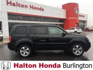 Used 2015 Honda Pilot EX-L|JUST IN|SERVICE HISTORY ON FILE|ACCIDENT FREE for sale in Burlington, ON