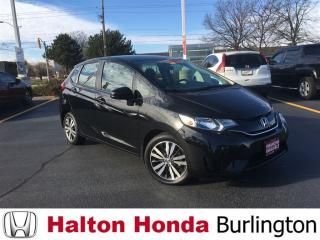 Used 2017 Honda Fit SE|REAR VIEW CAMERA for sale in Burlington, ON