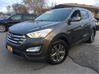 Used 2014 Hyundai Santa Fe Sport AWD LEATHER PANORAMA ROOF for sale in St Catharines, ON