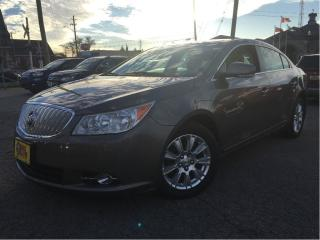 Used 2012 Buick LaCrosse w/1SD for sale in St Catharines, ON
