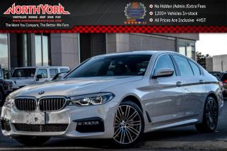 Used 2017 BMW 5 Series 530i xDrive|Cold Wthr., M Sport Pkgs|H/K Audio|Keyless_Go for sale in Thornhill, ON