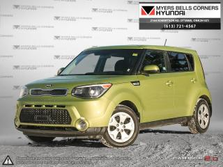 Used 2016 Kia Soul LX for sale in Nepean, ON