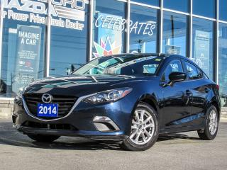 Used 2014 Mazda MAZDA3 GS SKY HEATED SEATS 0% FINANCE!!! for sale in Scarborough, ON