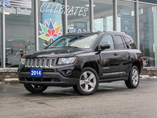 Used 2014 Jeep Compass Sport 4WD HEATED SEATS REMOTE START!!! for sale in Scarborough, ON