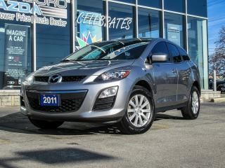 Used 2011 Mazda CX-7 LEATHER ROOF LOADED!!! for sale in Scarborough, ON